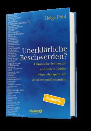 """Buchtitel """"Unerklärliche Beschwerden"""" Dr. Helga Pohl"""