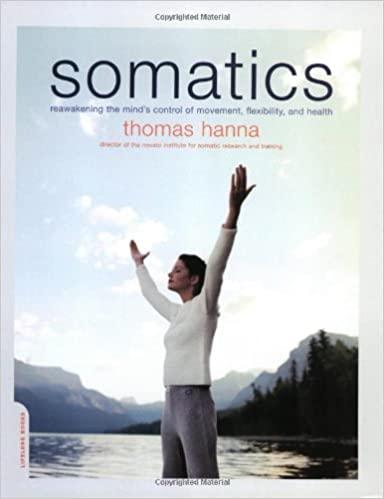 Book Cover Thomas Hanna: Somatics