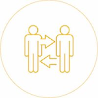 Symbol Systemische Coachin, Begleitung von Veränderungsprozessen Silke Maßmann